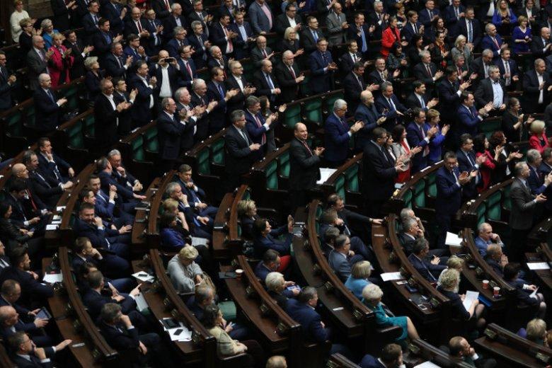 Głosowanie nad projektami aborcyjnymi po latach będzie jednąz najdziwniejszych historii dotyczących tej kadencji Sejmu.