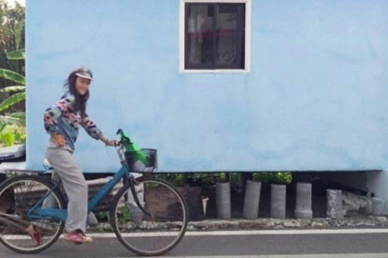 Solo na rower? czemu nie!