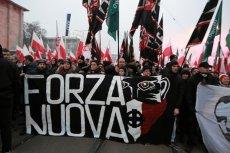 Włoscy neofaszyści w niedzielęprzeszli przez Warszawę. Michał Dworczyk nie dostrzega w tym nic nieodpowiedniego.
