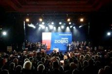 W sobotę odbyła się konwencja Solidarnej Polski, scenie pojawił się m.in. Zbigniew Ziobro.