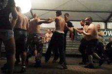 Krakowscy nacjonaliści bawili się na rasistowskiej imprezie zorganizowanej w... barze z kebabem.