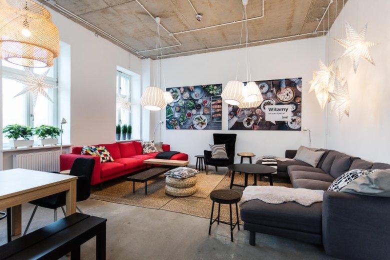 Kuchnia Spotkan Ikea Otwarta Dla Wszystkich Tu Mozna Wspolnie