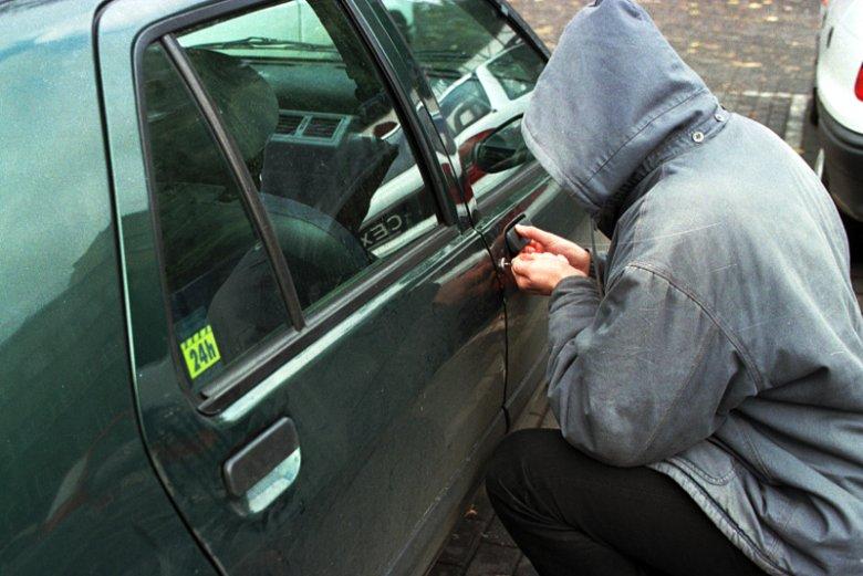 Obejście najprostszych zabezpieczeńto kwestia sekund dla wprawnego złodzieja.