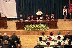 Inauguracja roku akademickiego 2013/2013 na Uniwersytecie Warszawskim