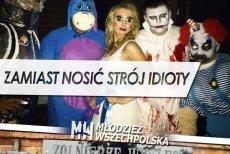 Wszechpolacy walczą z Halloween.