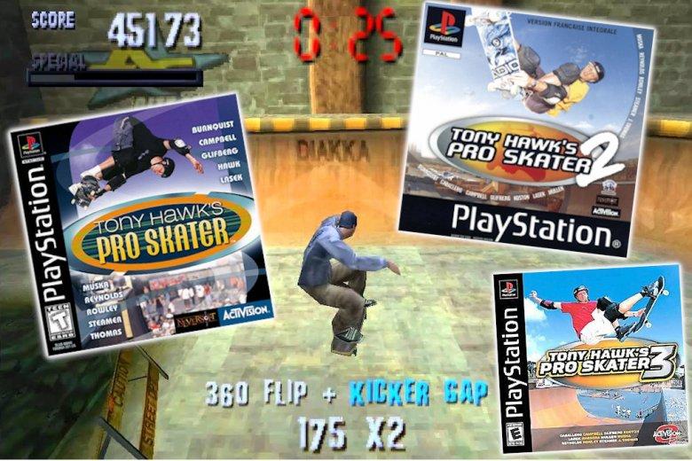 """Pierwsza odsłona została wydana 31 sierpnia 1999 roku. Każda kolejna gra serii """"THPS"""" miała doskonałą i różnorodną ścieżkę dźwiękową, która zmieniła życie wielu ludzi i zespołów"""