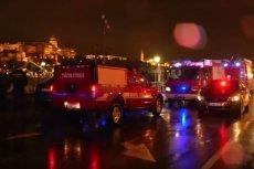 Do katastrofy w Budapeszcie doszło w środowy wieczór.