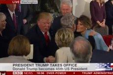 Clinton gratuluje Trumpowi.
