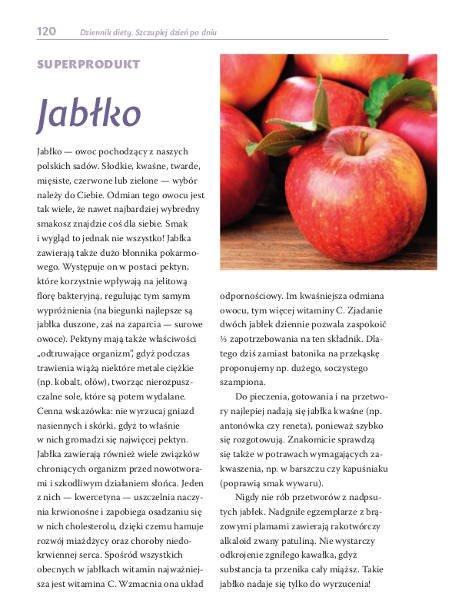 """Z """"Dziennika..."""" możemy się dowiedzieć więcej o polskiej super żywności i jej wartościach"""