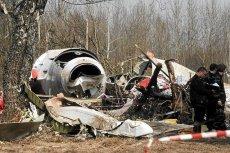 Onet.pl: Tupolew rozpadł się w powietrzu