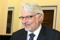 Szef MSZ Witold Waszczykowski określił swoje oczekiwania wobec wiceszefa Komisji Europejskiej Fransa Timmermansa.