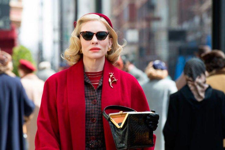 Carol jest elegantką, kostiumografowie wykonali gigantyczną pracę - która zachwyca.