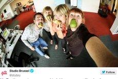 W Belgii zainicjowano akcję jedzenia gruszek. To odpowiedź na rosyjskie sankcje
