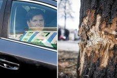 Kierowca premier Beaty Szydło popełnił kilak prostych błędów.