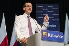 Mateusz Morawiecki przekonywał, jak wielkie znaczenie odegra w województwie śląskim PiS.