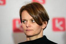 Jadwiga Emilewicz odpowiedziała na pytanie, jak rządowy pakiet w czasie koronawirusa pomoże osobom na tzw. umowach śmieciowych. – Należy się ubezpieczać – powiedziała w TVN24.