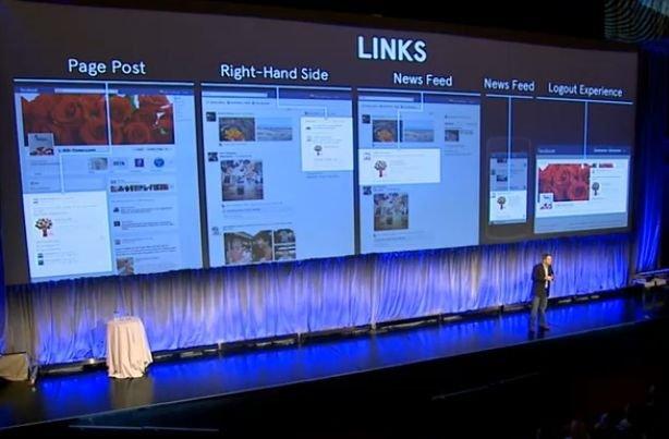Konferencja Facebooka, Nowy Jork, 2 luty 2012