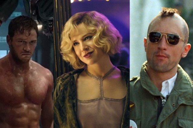Chris Pratt, Renee Zellweger i Robert de Niro są w stanie zrobić bardzo wiele, by jak najlepiej zagrać swoją rolę.