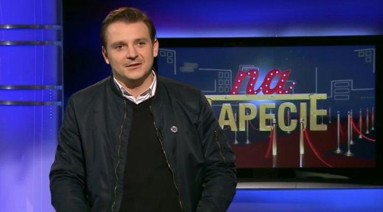 Szymon Piotr Warszawski  ostatnio coraz cześciej pojawia się  w mediach.