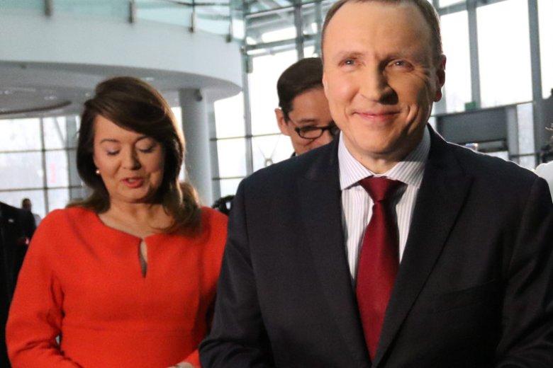 PO przygotowuje plan dotyczący mediów publicznych po odsunięciu PiS od władzy.