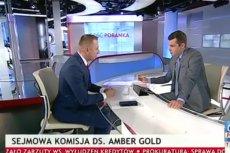 Poseł PO łączy Michała Rachonia z aferą Amber Gold.