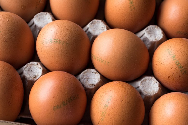 W Polsce produkuje się co roku ponad 10 mld jaj.