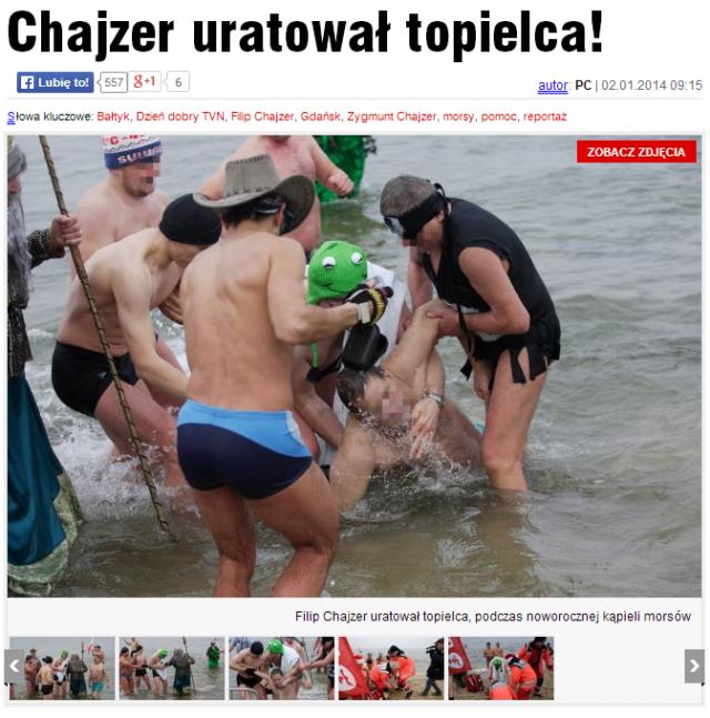 """Artykuł w """"Fakt.pl"""""""