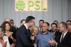 Paweł Kukiz nie chce komentować kandydatury swojego koalicjanta, Władysława Kosiniaka-Kamysza.