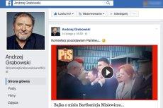 """Ferdek Kiepski by tego nie darował. """"Andrzej Grabowski"""" ma 180 tys. fanów na Fb, a zarabia na nim... grupa cwaniaków"""