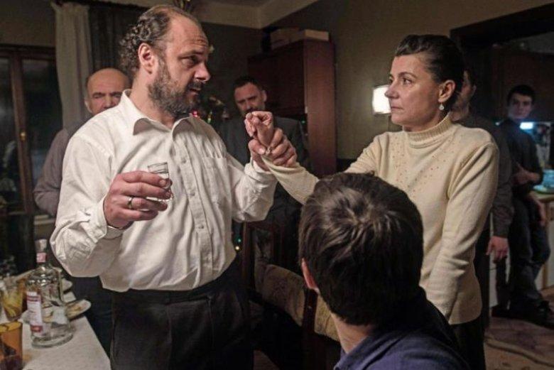 """Kadr z filmu """"Cicha noc"""", reżyserskiego debiutu Piotra Domalewskiego."""