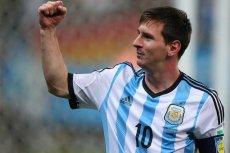 Messi żegna się z reprezentacją Argentyny