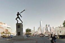 Pomnik katyński w Jersey City ma zostać tymczasowo usunięty.