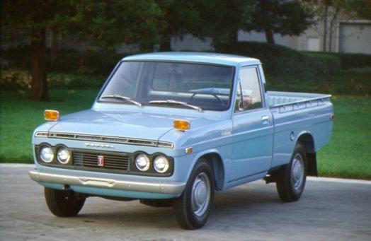 Toyota pickup 1969
