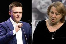 Magdalena Merta nie wierzy w przeprosiny Szymona Hołowni, który wywołał burzę swoim spotem wyborczym.