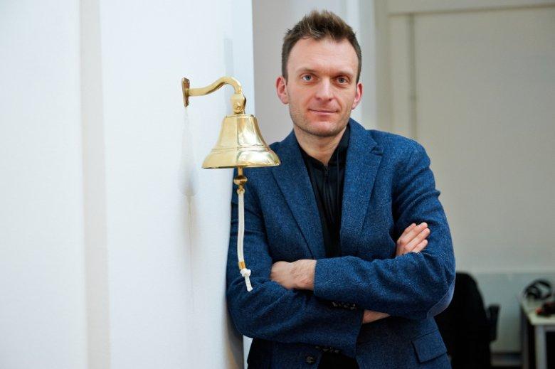 Tomasz Machała, dyrektor zarządzający Grupy naTemat.