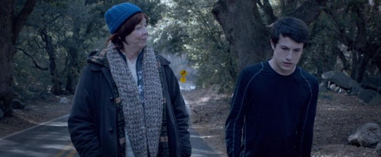 Martha to jedna z dziwniejszych postaci w filmie.