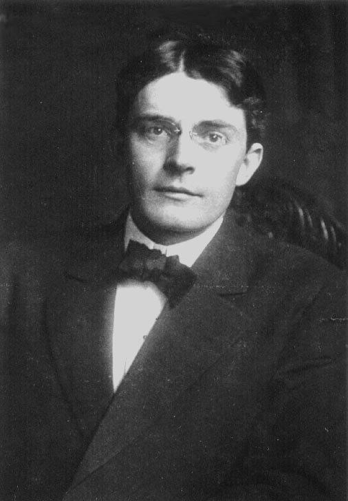 John Watson rozpoczynający studia w Chicago