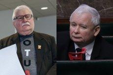 Lech Wałęsa zapowiedział, że pojedzie do Jarosława Kaczyńskiego z taczkami.