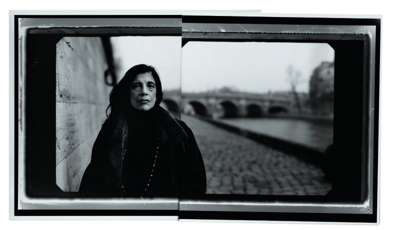 Susan in Paris/Leibovitz