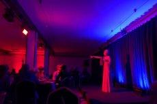 Tajemnicza Kolacja to połączenie spektaklu teatralnego z kolacjąi grami