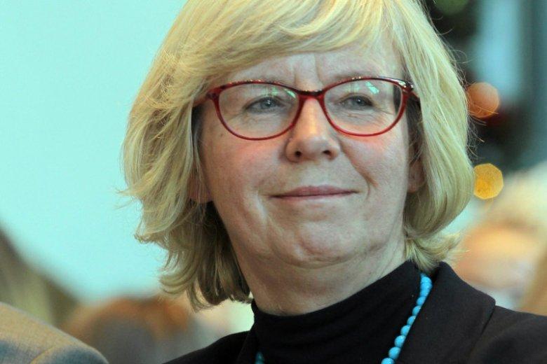 Urszula Nowakowska, założycielka i szefowa Centrum Praw Kobiet.