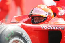 Legenda F1 nadal nie porusza się o własnych siłach.