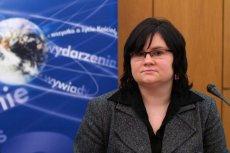 Małgorzata Terlikowska wskazuje na związek między dokonaniem aborcji a rakiem piersi.