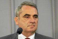 Eugeniusz Grzeszczak - wicemarszałek Sejmu z ramienia PSL.
