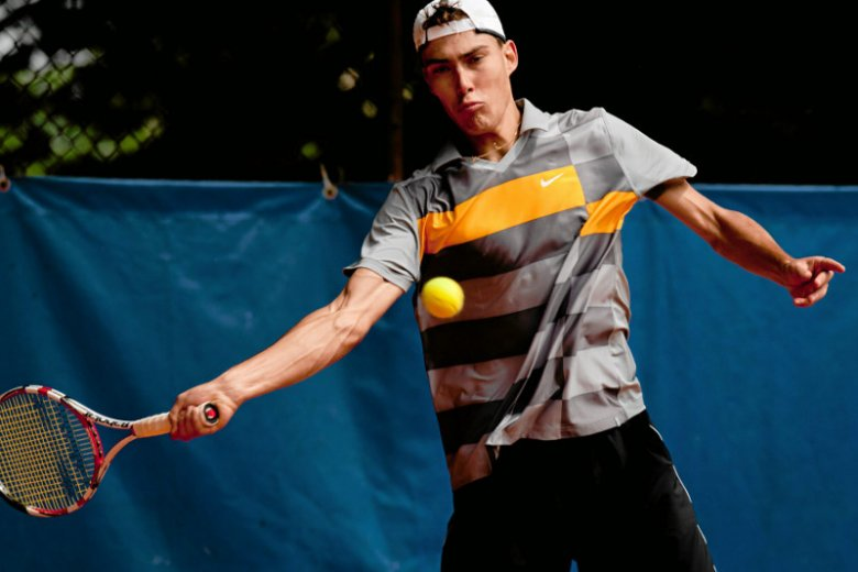 Jerzy Janowicz przegrał finałowe spotkanie turnieju Masters w Paryżu