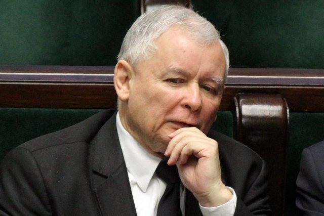 Jarosław Kaczyński uważa, że Radosław Sikorski bronił w Kijowie interesów Wiktora Janukowycza