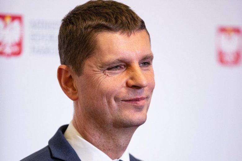 Minister edukacji Dariusz Piontkowski o pomyśle na klasę o profilu disco polo.