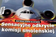"""To już kolejna """"zamachowa"""" okładka Gazety Polskiej. Trudno zliczyć spiski, które """"odkrywała"""" prawicowa gazeta ws. wypadku lotniczego w Smoleńsku."""
