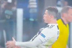Cristiano Ronaldo złapał się za krocze po meczu Juventus-Atletico. Teraz może nawet zostać zawieszony na ćwierćfinałowy mecz z Juventusem Turyn.