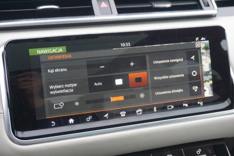 Range Rover Velar - 5 luksusowych rozwiązań, które cię